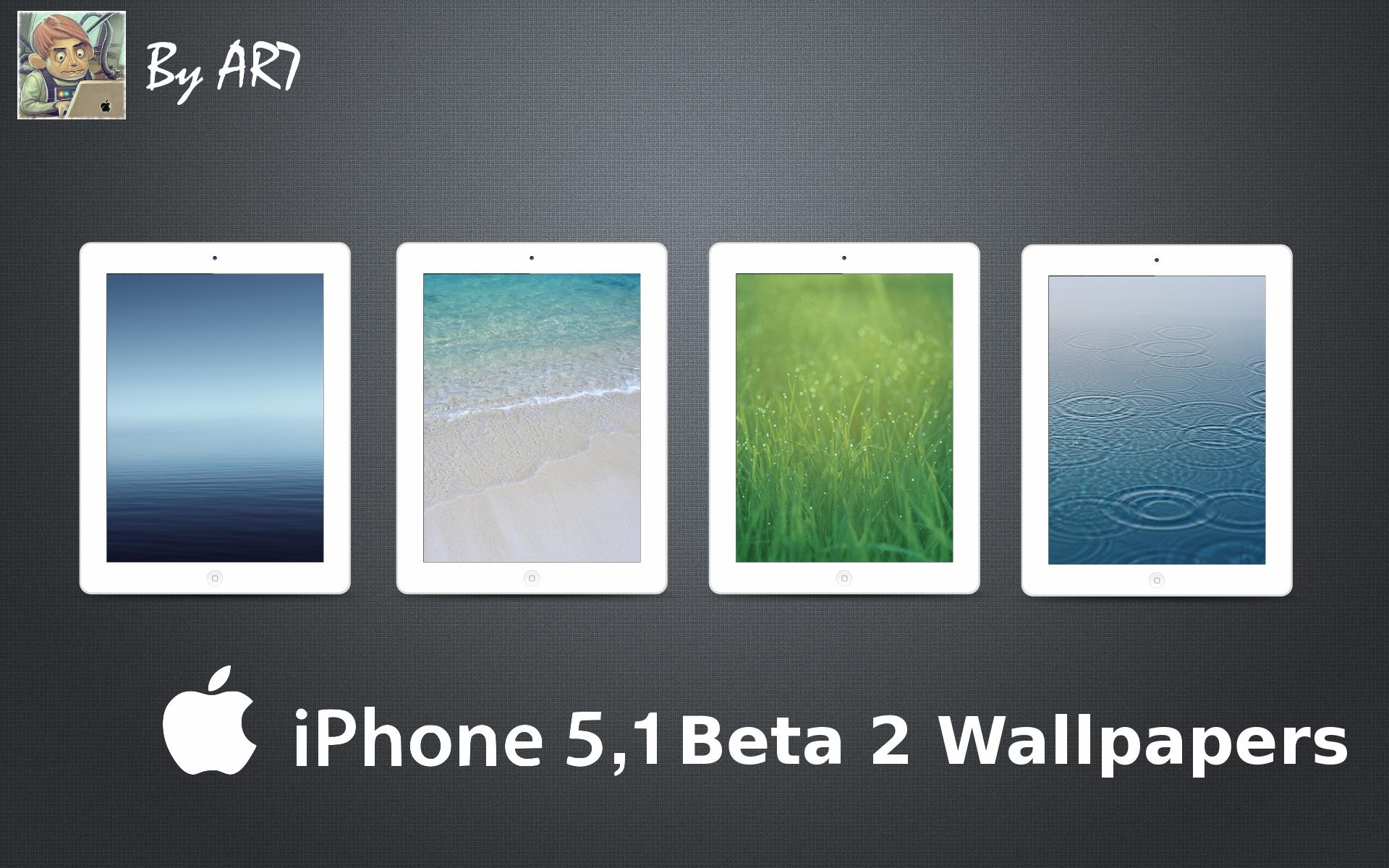 IOS 5 Wallpaper Pack