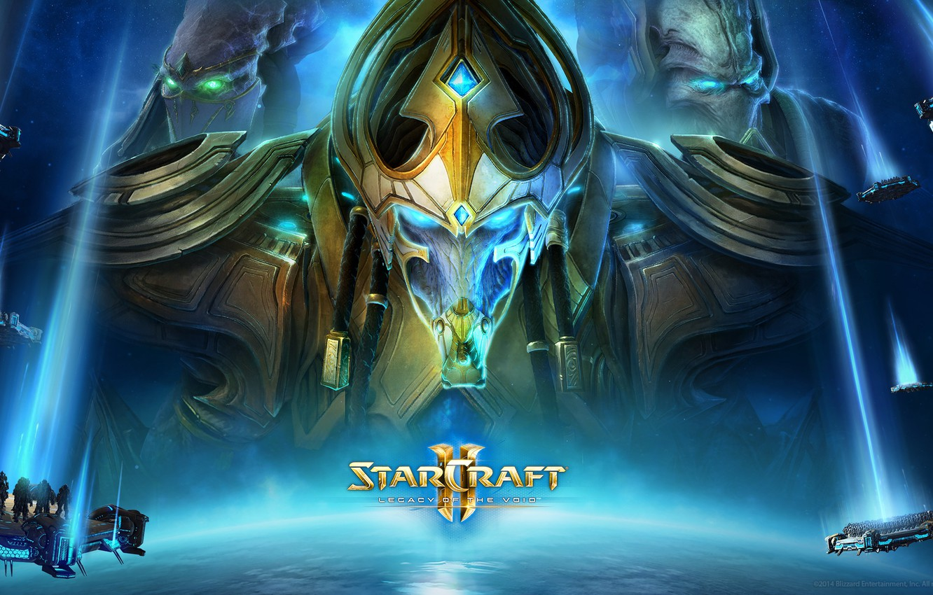 Wallpaper Legacy Of The Void StarCraft II Legacy of the Void 1332x850