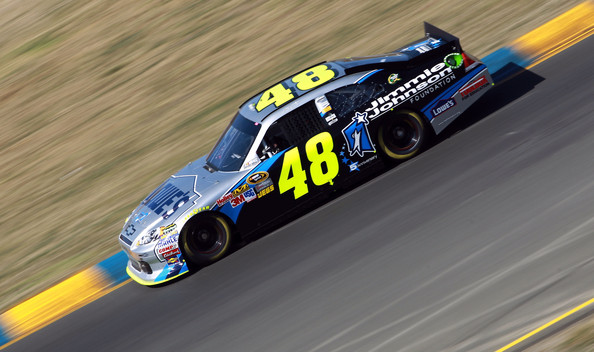 free jimmie johnson wallpaper 594x352