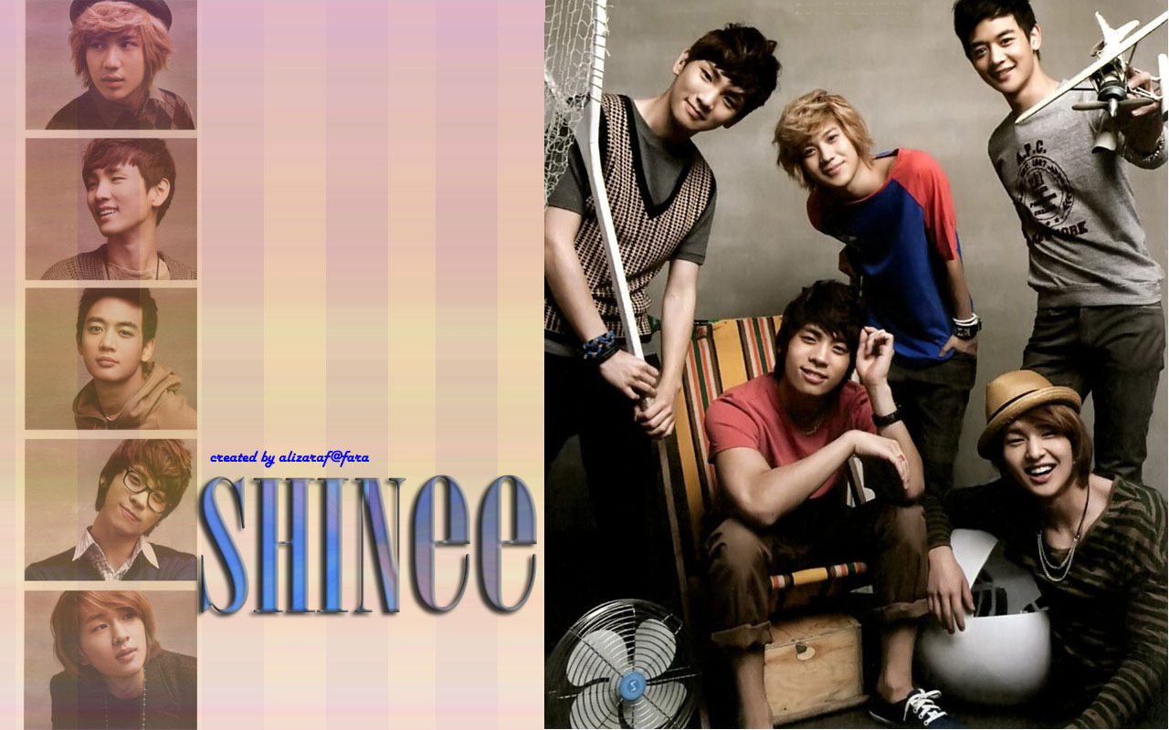 SHINee   Kpop Wallpaper 22947128 1280x800