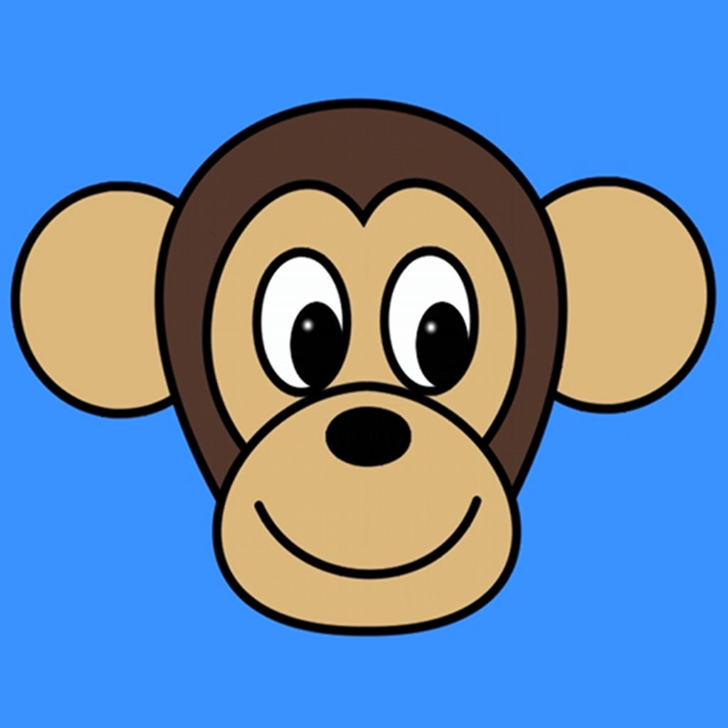 Cartoon Monkey Wallpapers - WallpaperSafari