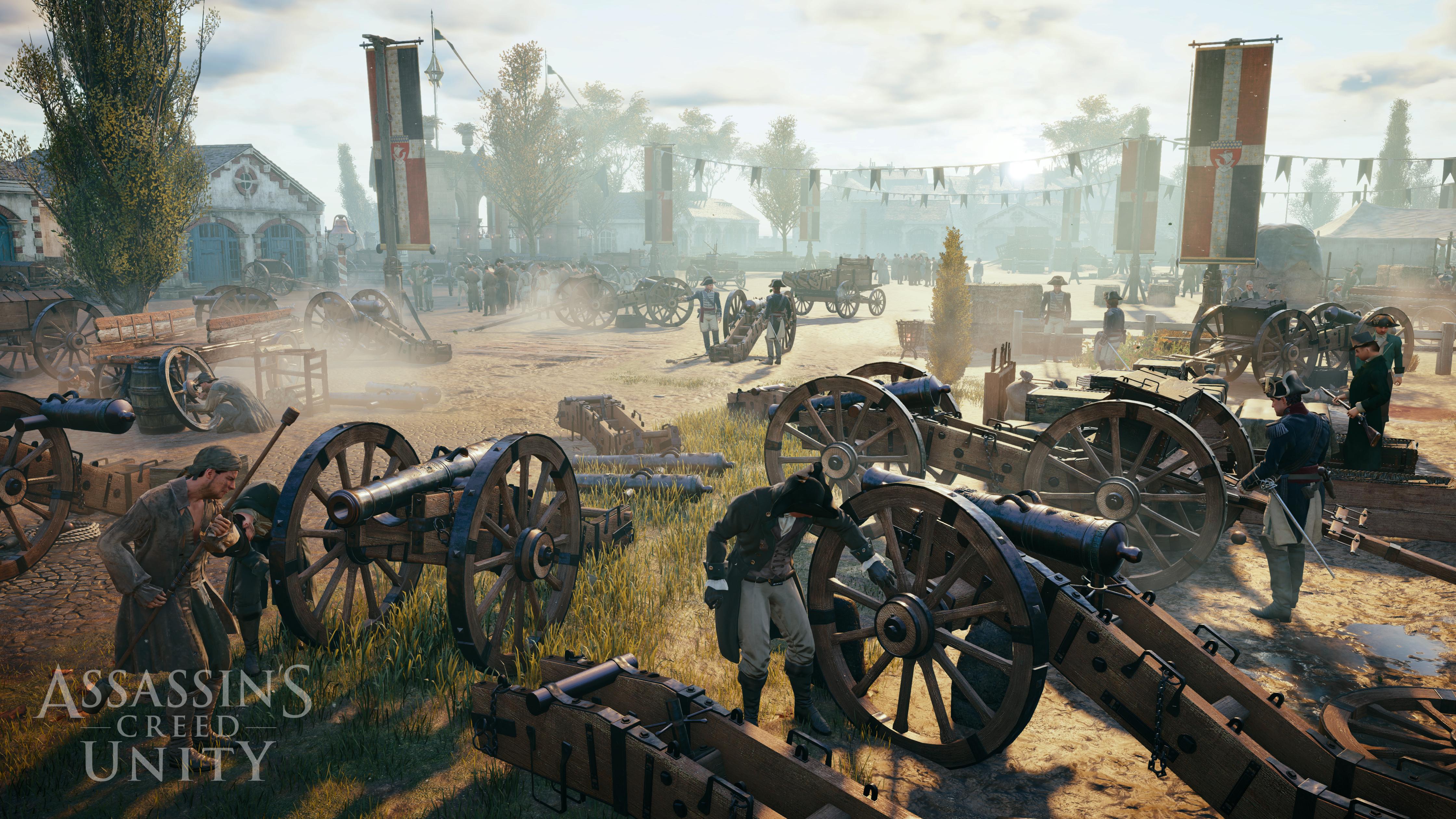 Assassins Creed Unity Wallpaper assasis
