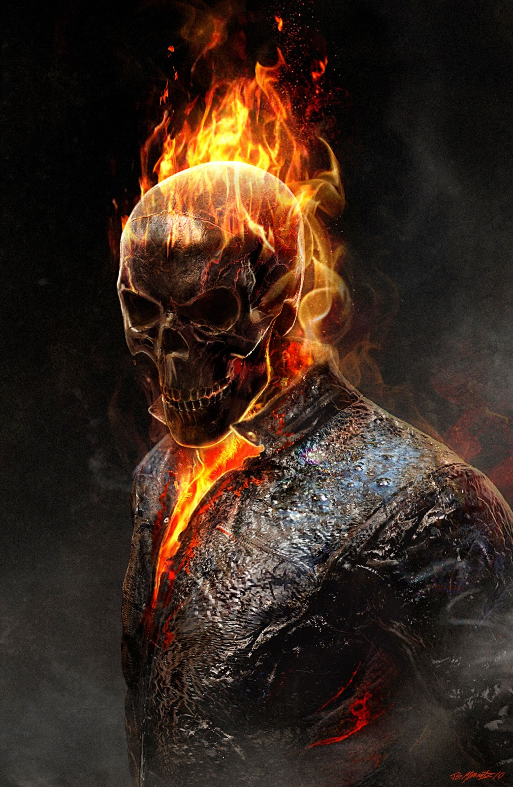 Ghost Rider images ghost rider HD wallpaper and background photos 1042x1600