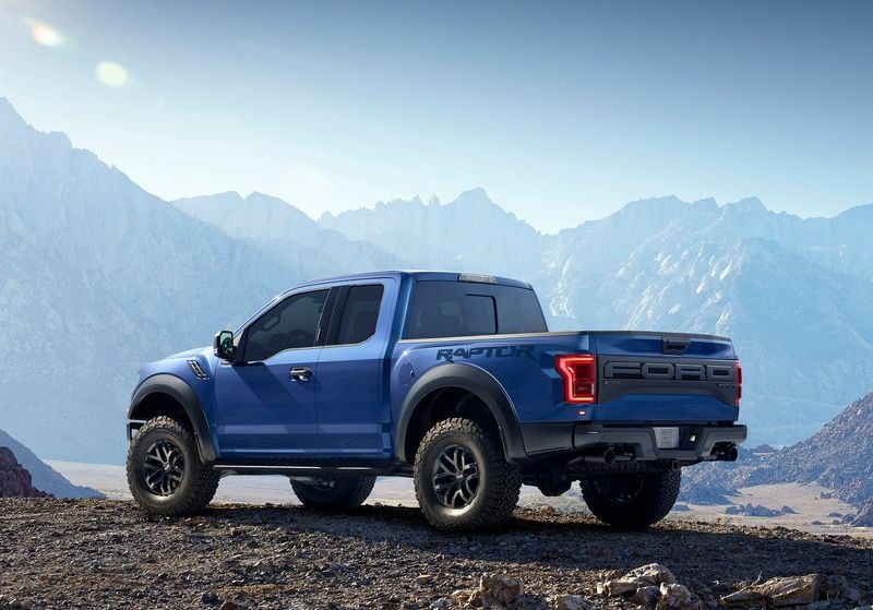 2017 Ford F 150 Raptor Concept   Ford Cars Review 800x559