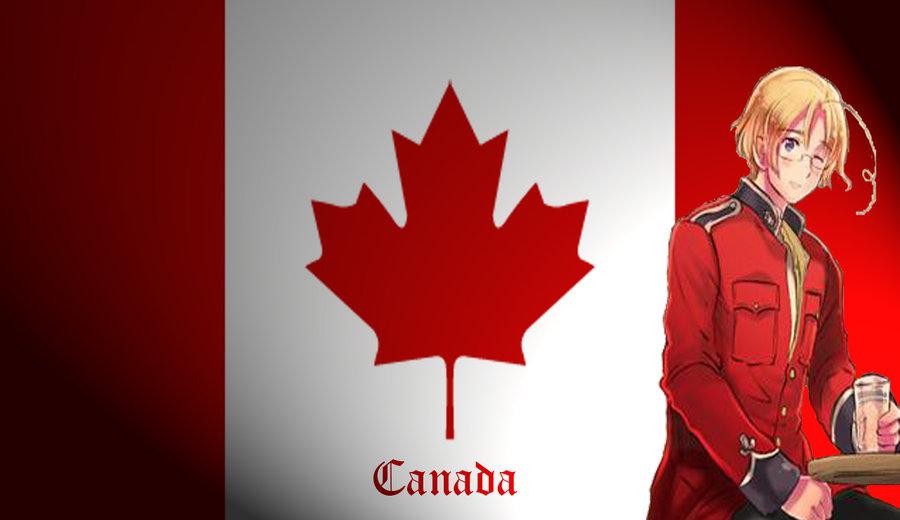 Canada Wallpaper by gaaradesert6 900x520