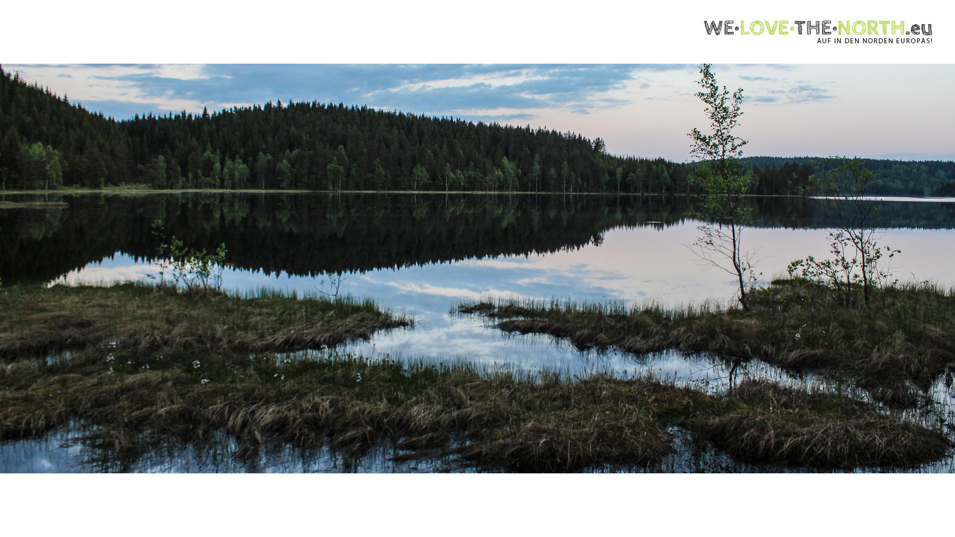 WE LOVE THE NORTH Trekking in Nordeuropa Schweden und Island 1920x1080