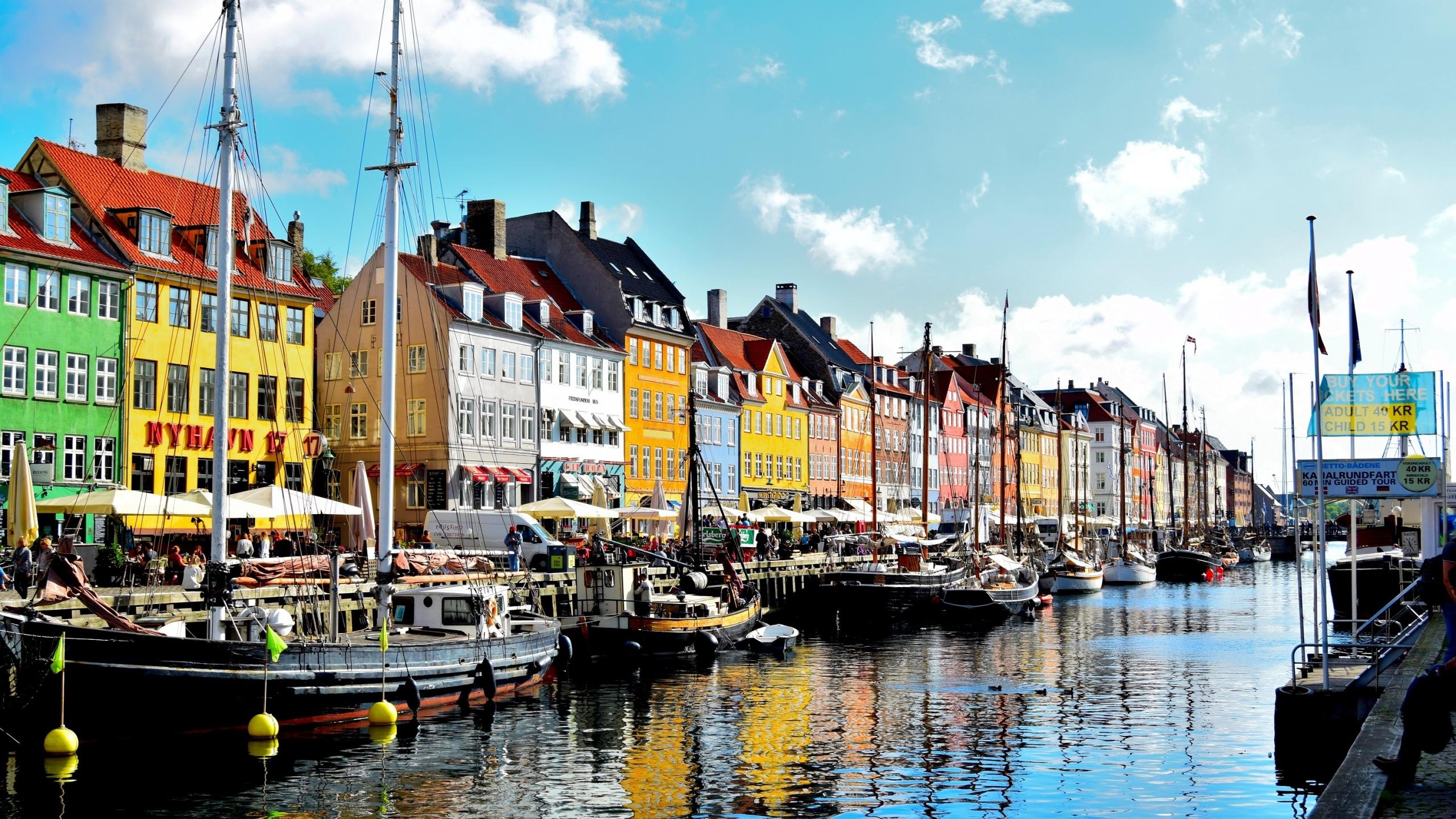 Copenhagen Wallpaper 4   2560 X 1440 stmednet 2560x1440