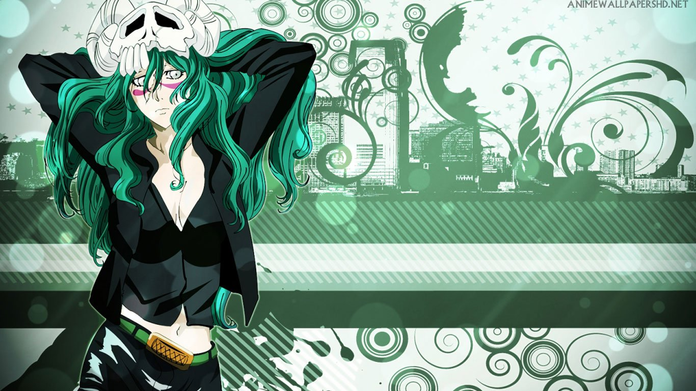Download Nel Bleach Wallpaper 1366x768 Full HD Wallpapers