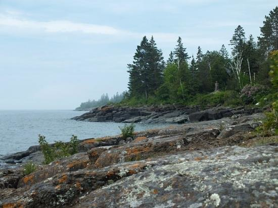 Image Lake Superior North Shore Drive Download 550x412