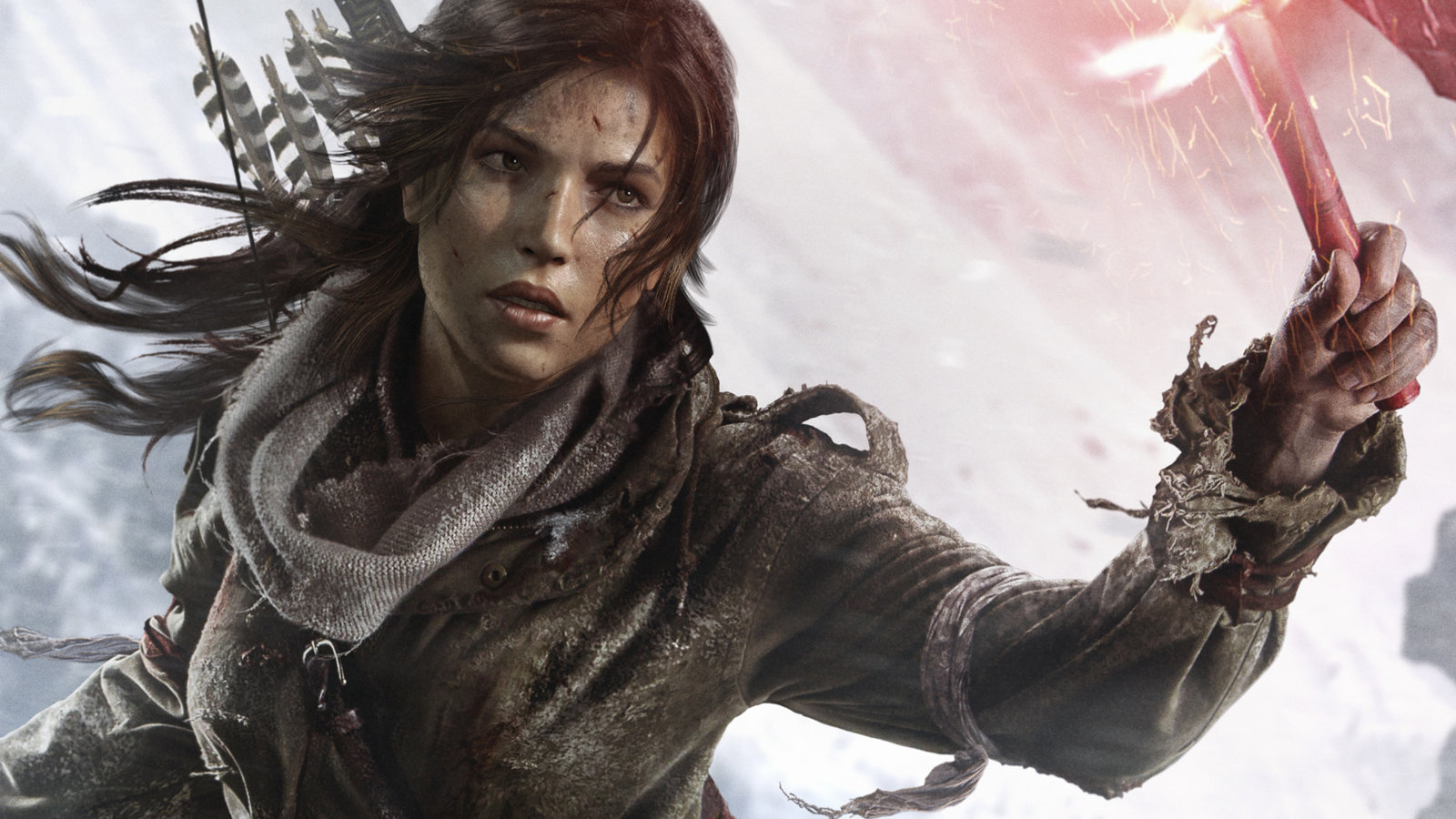Free Download Rise Of The Tomb Raider By Vgwallpapers Watch