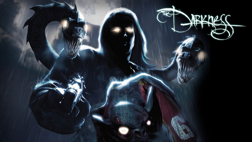 The Darkness Wallpaper in 1920x1080 860x484