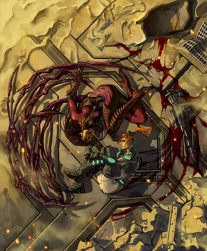 sarah kerrigan queen of blades Video Games Starcraft HD Wallpaper 800x972
