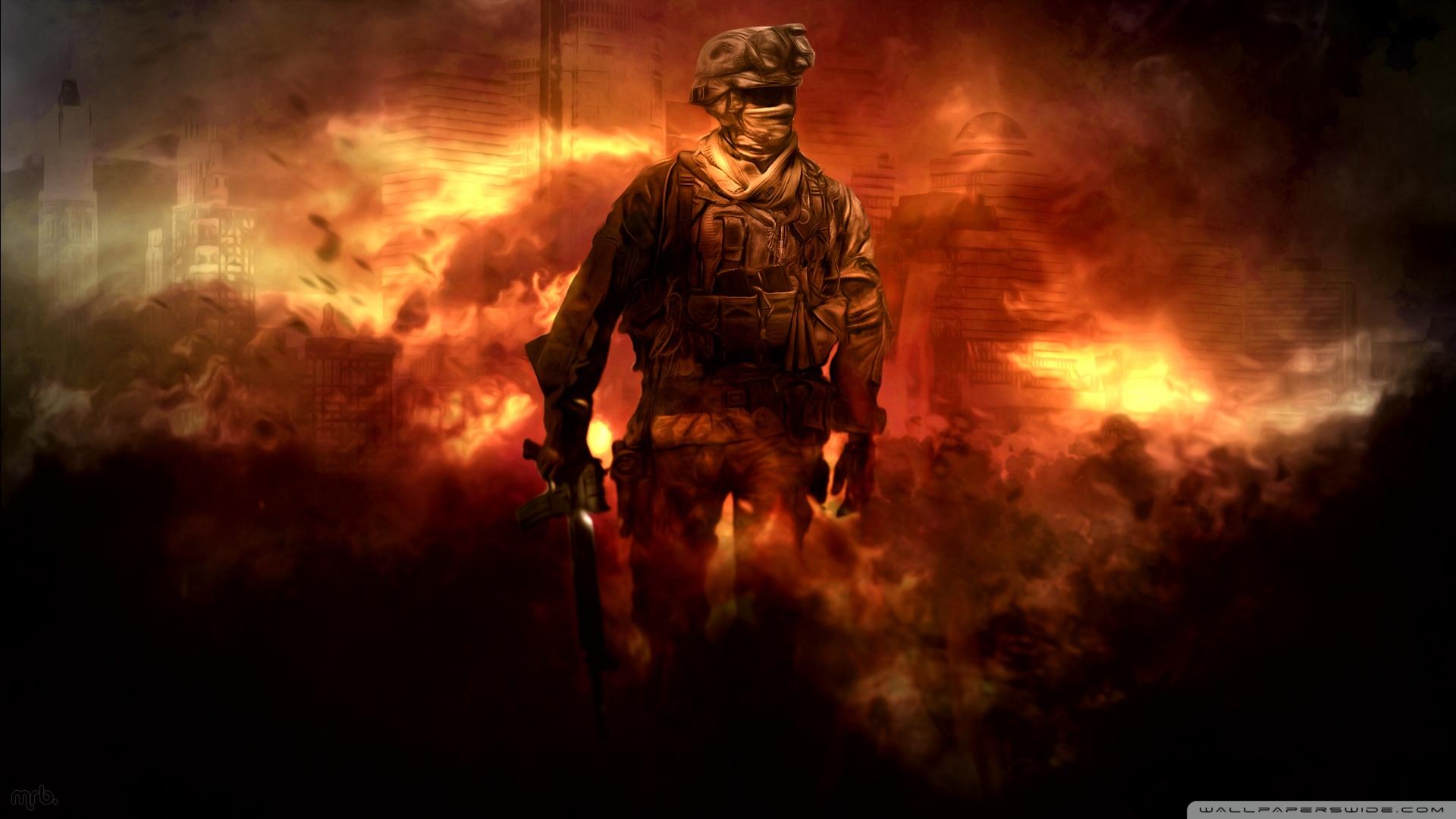 Free Download Download Call Of Duty Modern Warfare 2 Hd Wallpaper