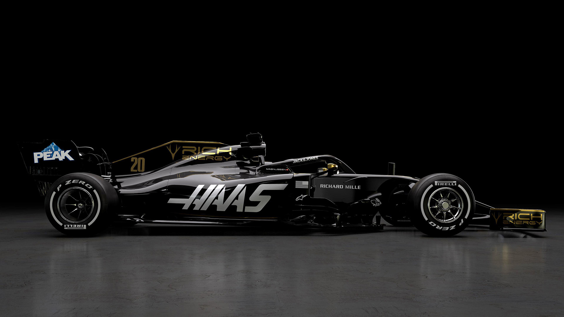 2019 Haas VF 19 Wallpapers HD Images   WSupercars 1920x1080