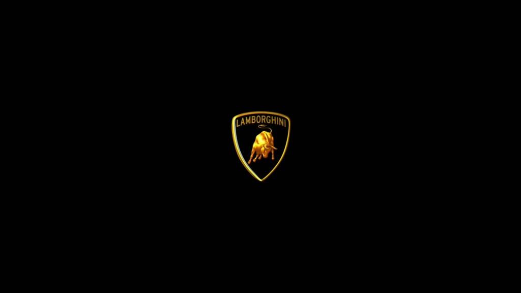 Lamborghini Car Logo Background HD Wallpaper Lamborghini Car Logo 1024x576