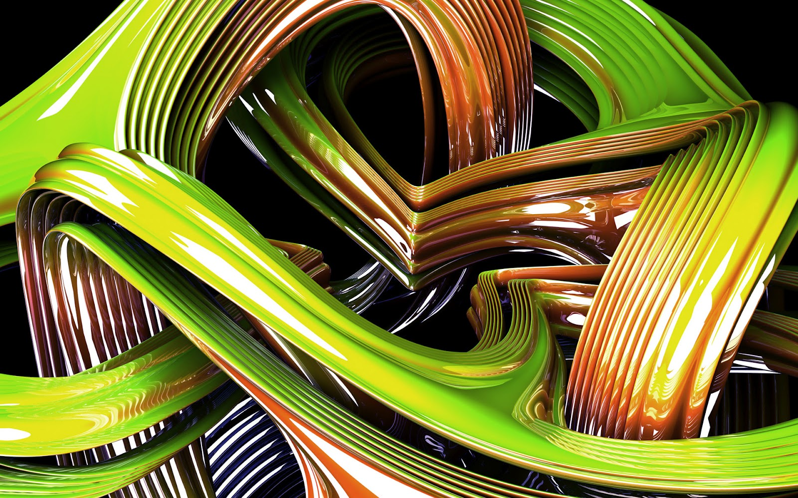 Great Abstract 3D Wallpaper on this Abstract Graphic Wallpaper website 1600x1000