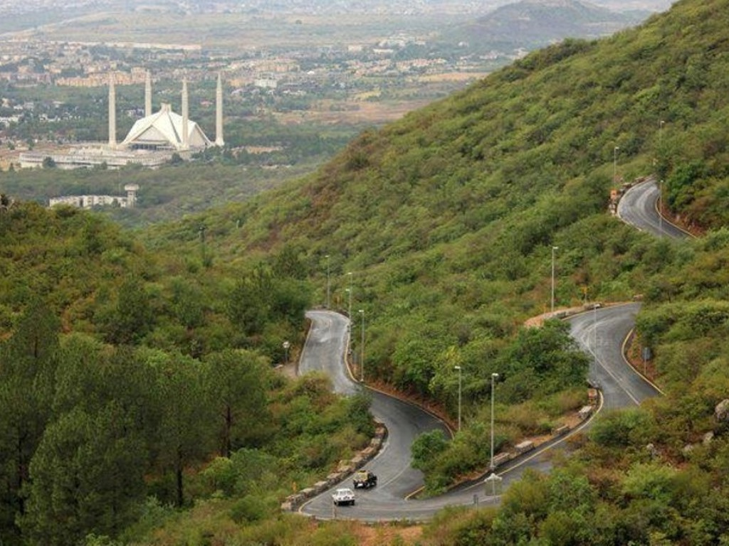 Download Islamabad to have first CHAIRLIFT soon Daily