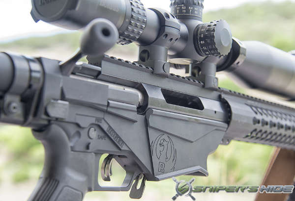 Ruger Precision Rifle Frank Galli Snipers Hide Review AR15 PRS 600x410