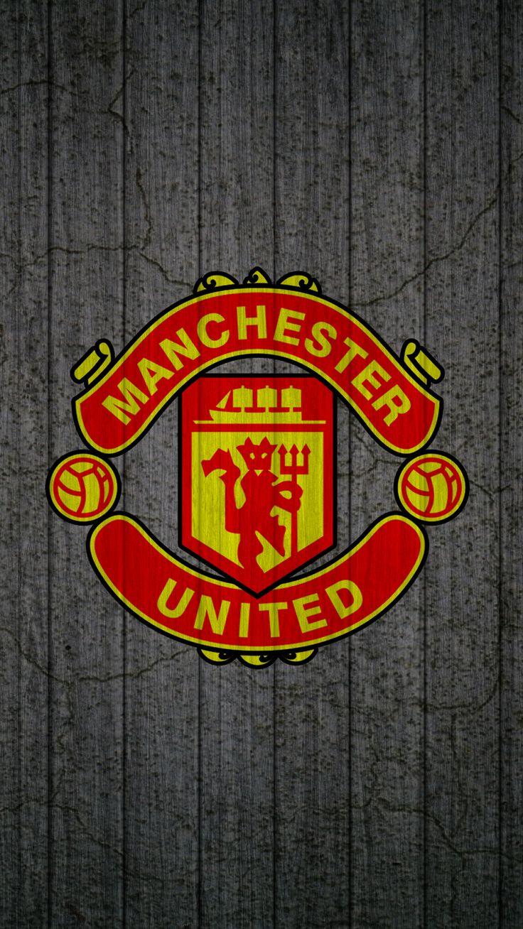 Apple iPhone 6 Plus HD Wallpaper Manchester United Logo HD 736x1308