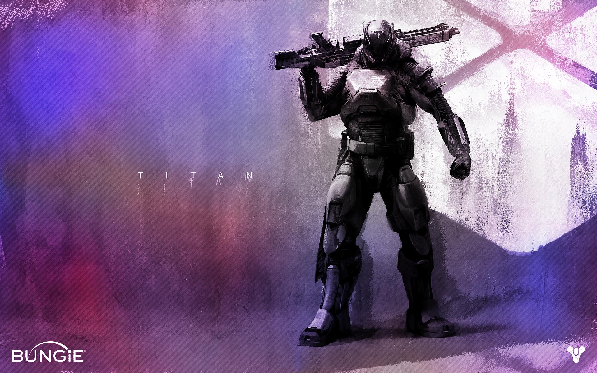 Destiny Wallpaper Titan - WallpaperSafari
