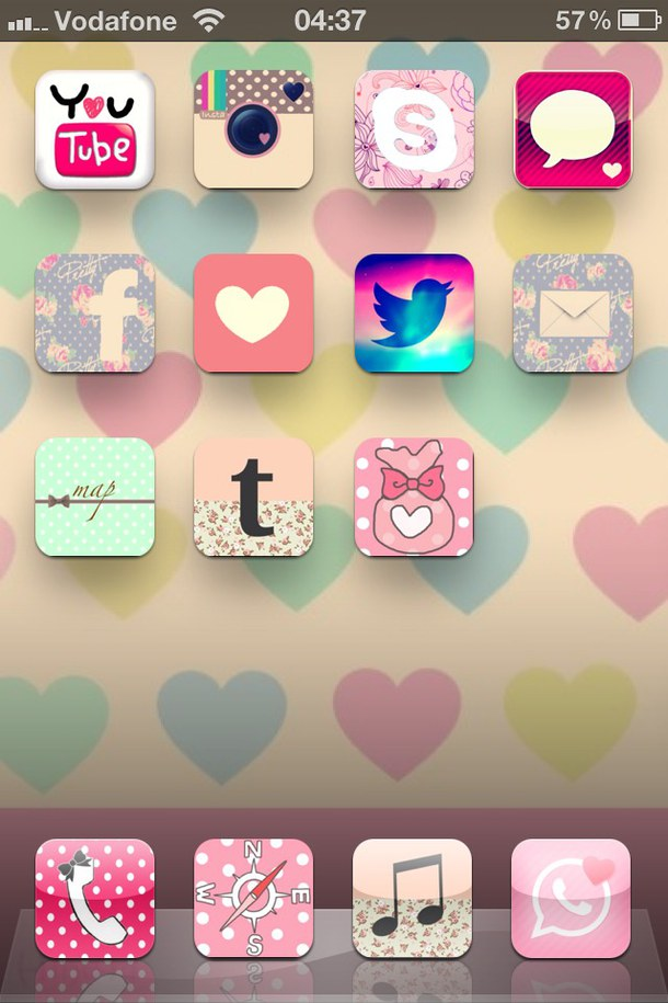 Pink Wallpaper Instagram