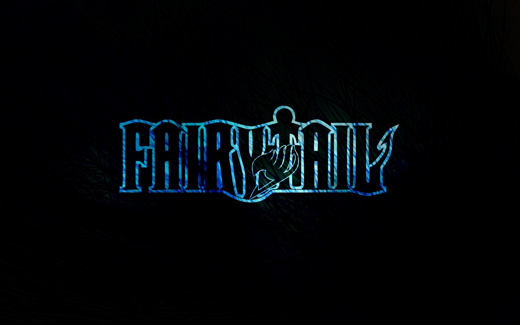 Fairy Tail Logo Wallpaper Fairy Tail Logo Wallpaper Logo 1680x1050