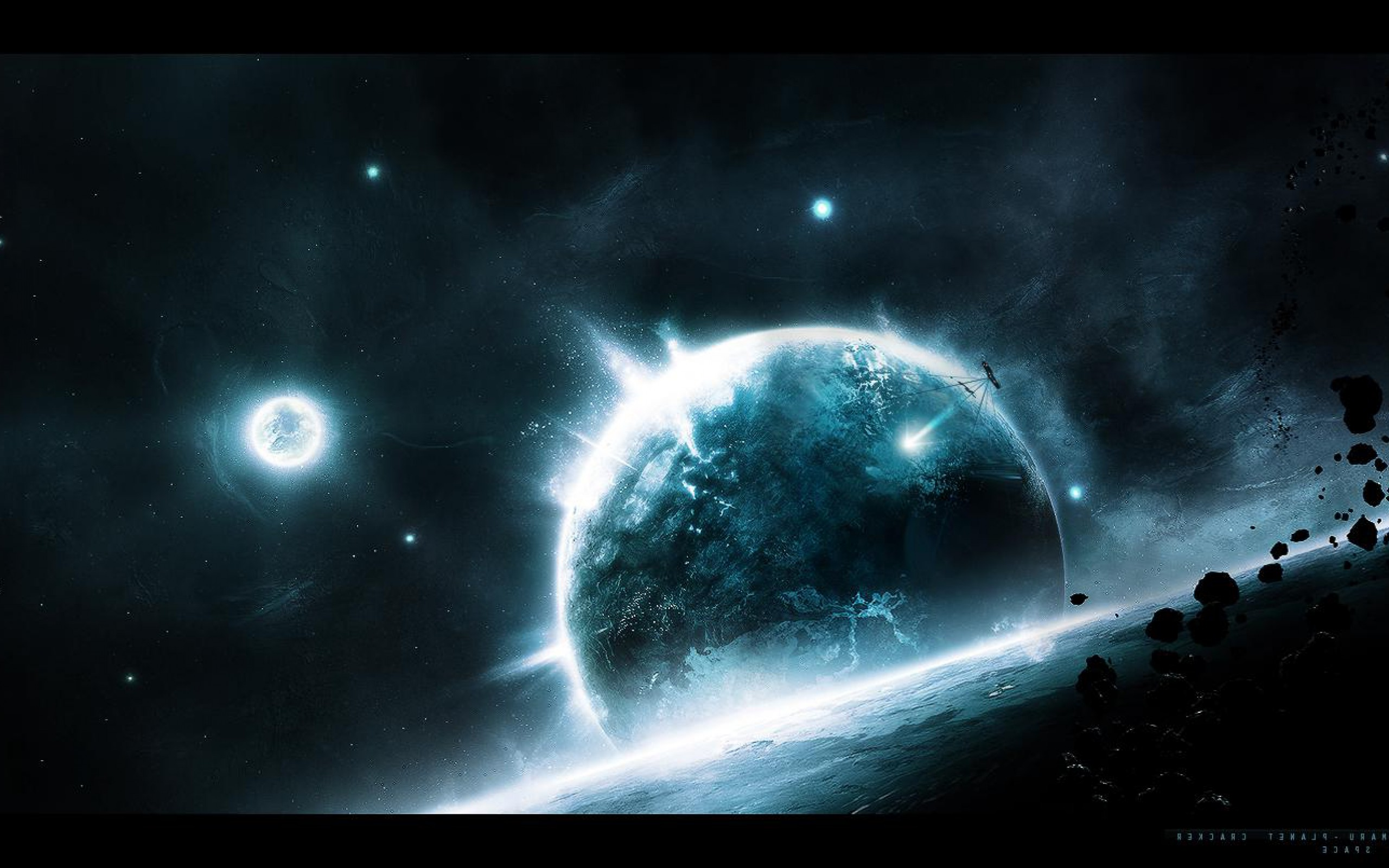 Free Download Hd Sci Fi Wallpaper 1104880 2560x1600 For