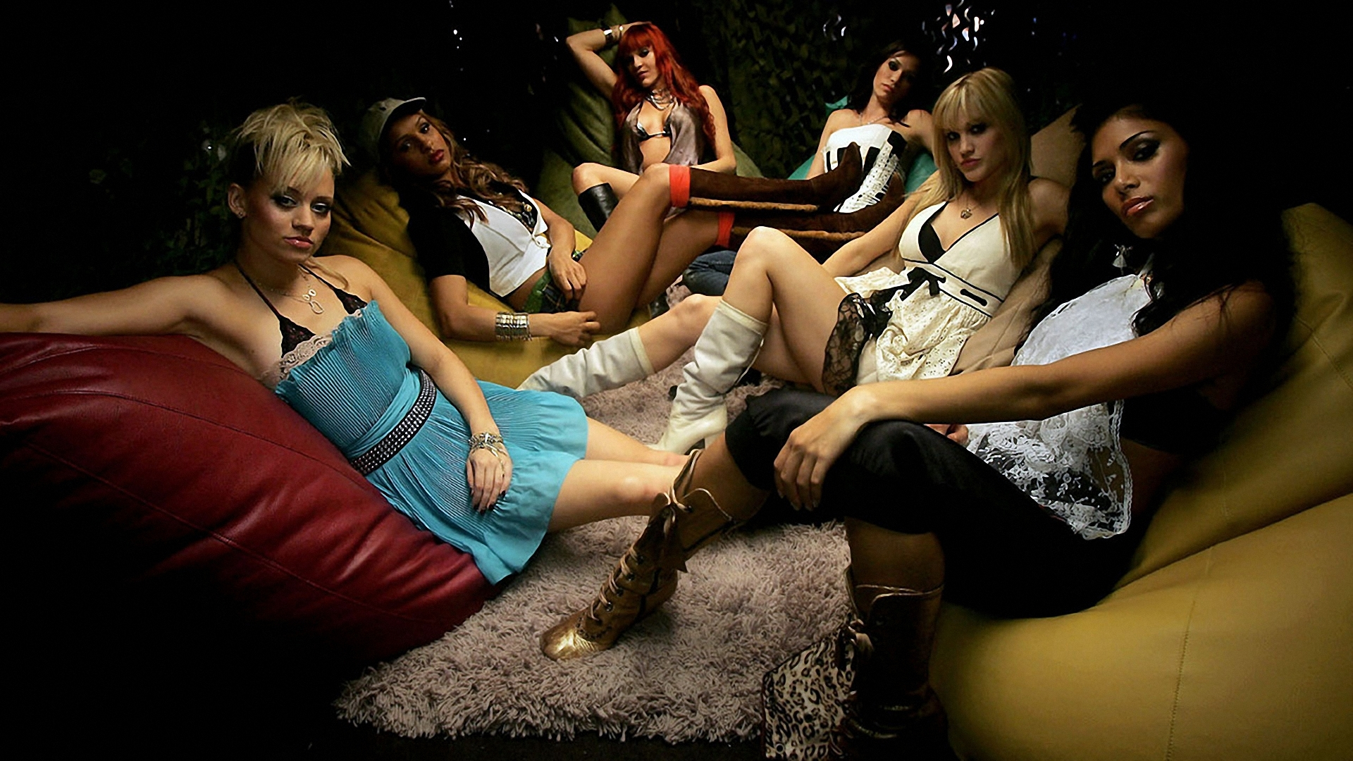 Pussycat Dolls Wallpapers Pictures Images 1920x1080