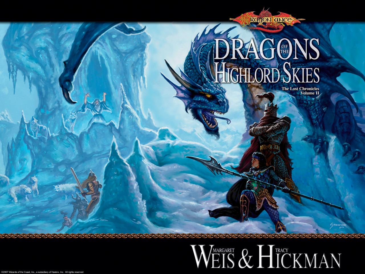 dragonlance wallpaper 1280x960
