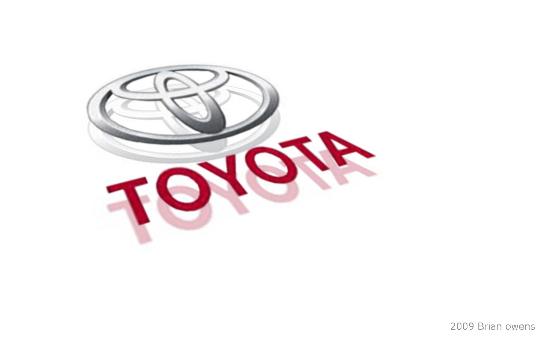 Toyota Logo Wallpapers WallpapersIn4knet 1440x900