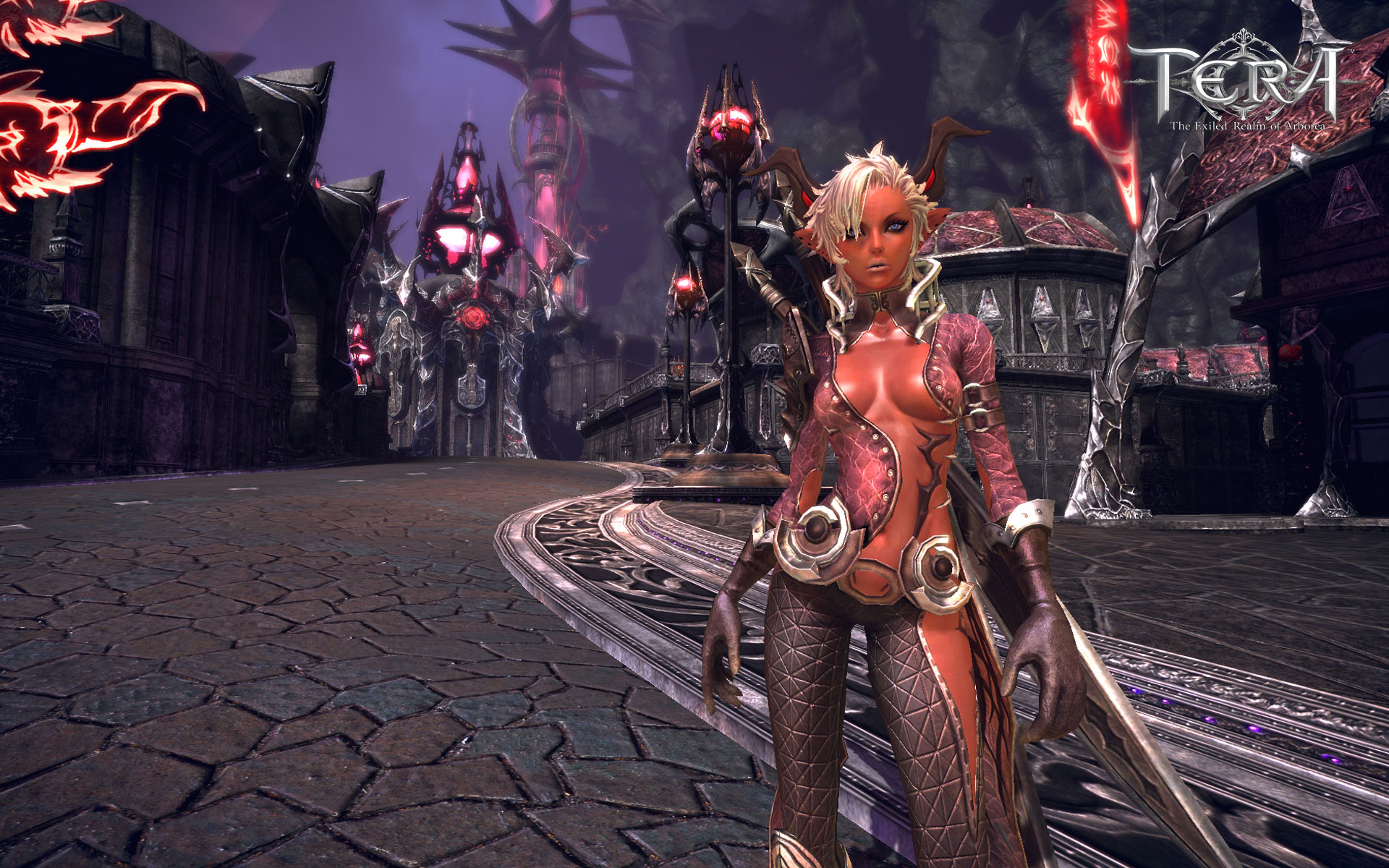 The Heaven Of Three Kingdom and TERA Wallpaper Update   MMORPG News 1920x1200