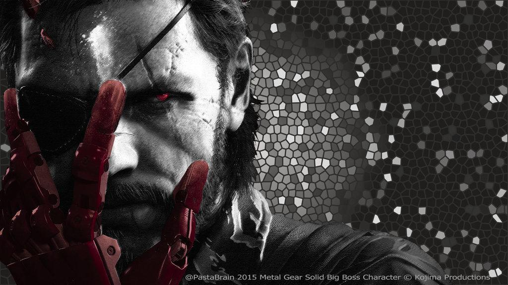 Metal Gear Solid V   Venom Snake Wallpaper by PastaBrain 1024x576