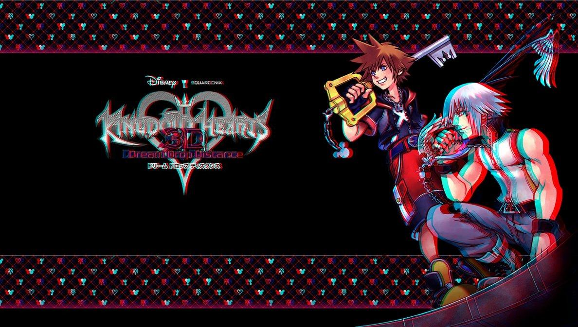 Free Download Kingdom Hearts 3d Dream Drop Distance Hd Wallpaper