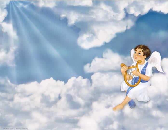 Free Wallpaper Baby Angels - WallpaperSafari