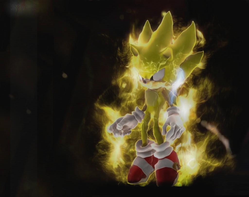 Free Download Pics Photos Super Sonic Live Super Sonic Wallpaper