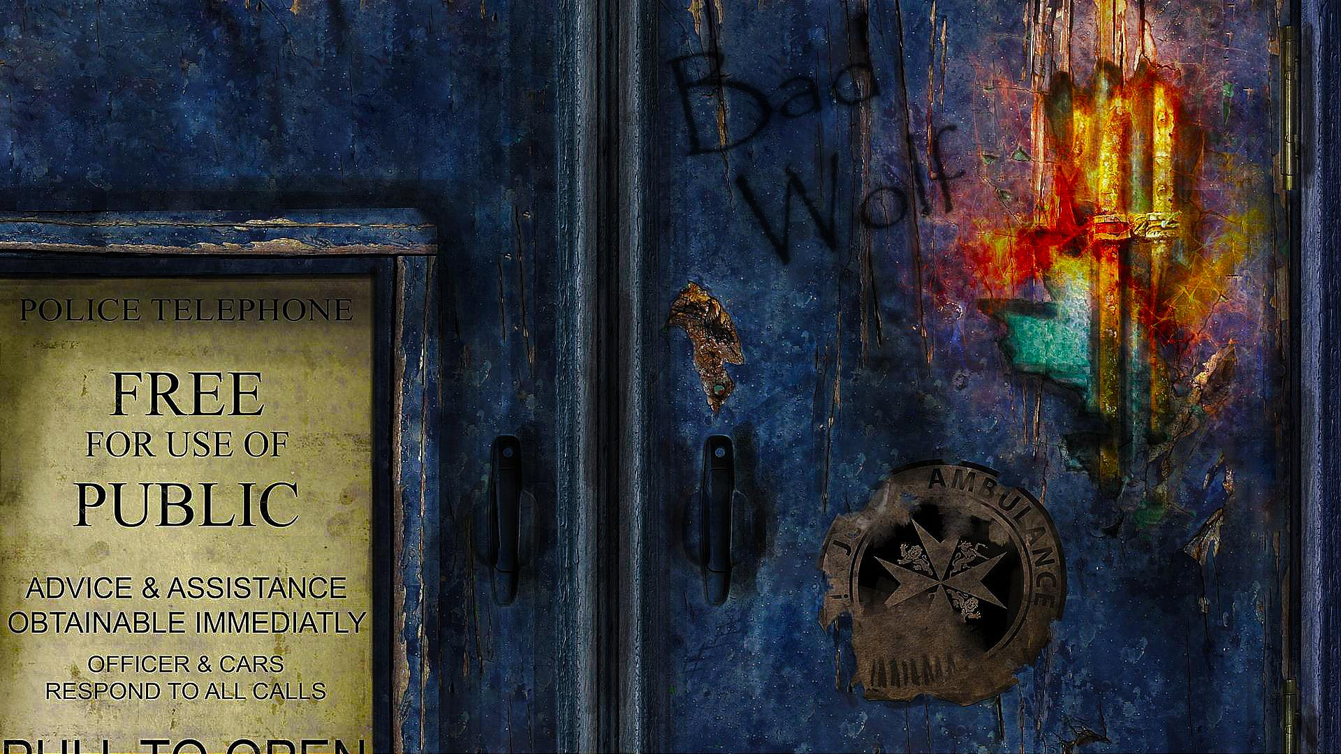 Doctor Who Tardis wallpaper 235788