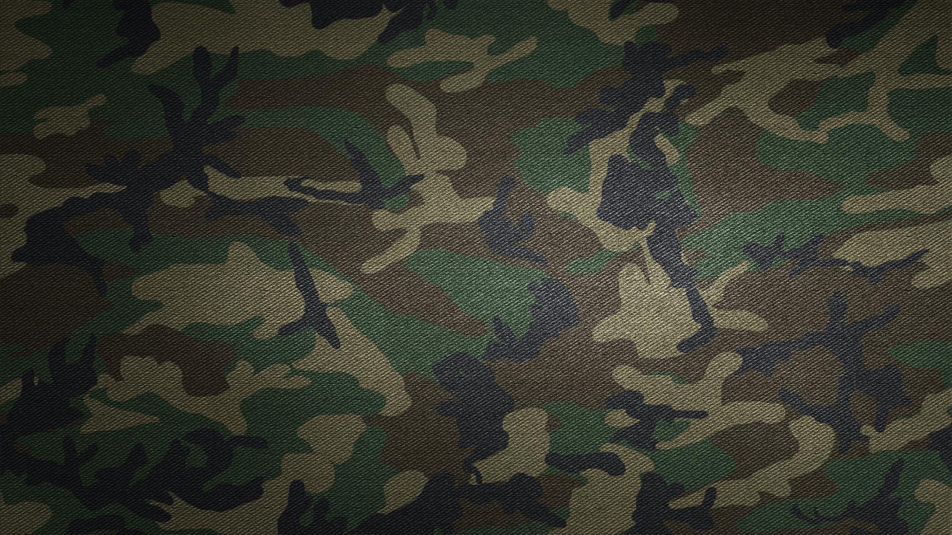 Home Military Military Camo Wallpaper 1920x1080