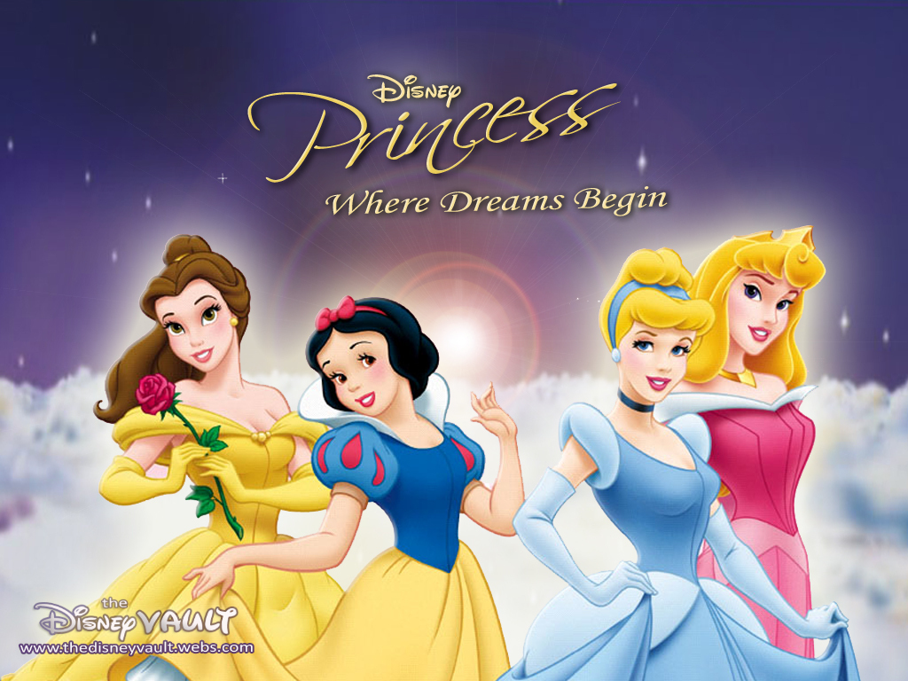 Disney Princess Wallpaper   Disney Princess Wallpaper 6475195 1024x768