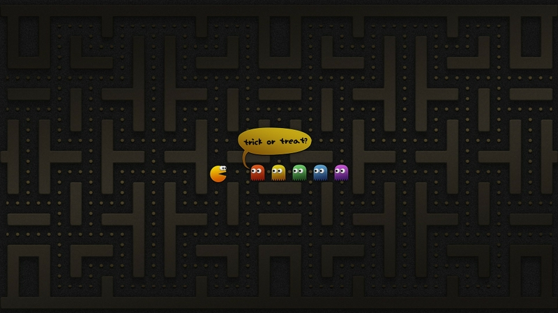 games pacman retro games 1920x1080 wallpaper Video games Wallpaper 800x450