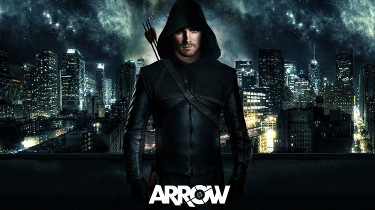 Arrow Sky HD Wallpaper 750x421