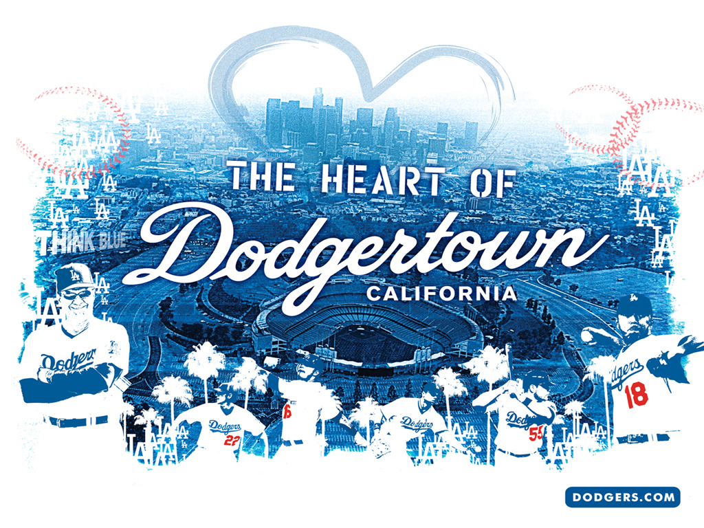 47 Free Los Angeles Dodgers Wallpapers On Wallpapersafari