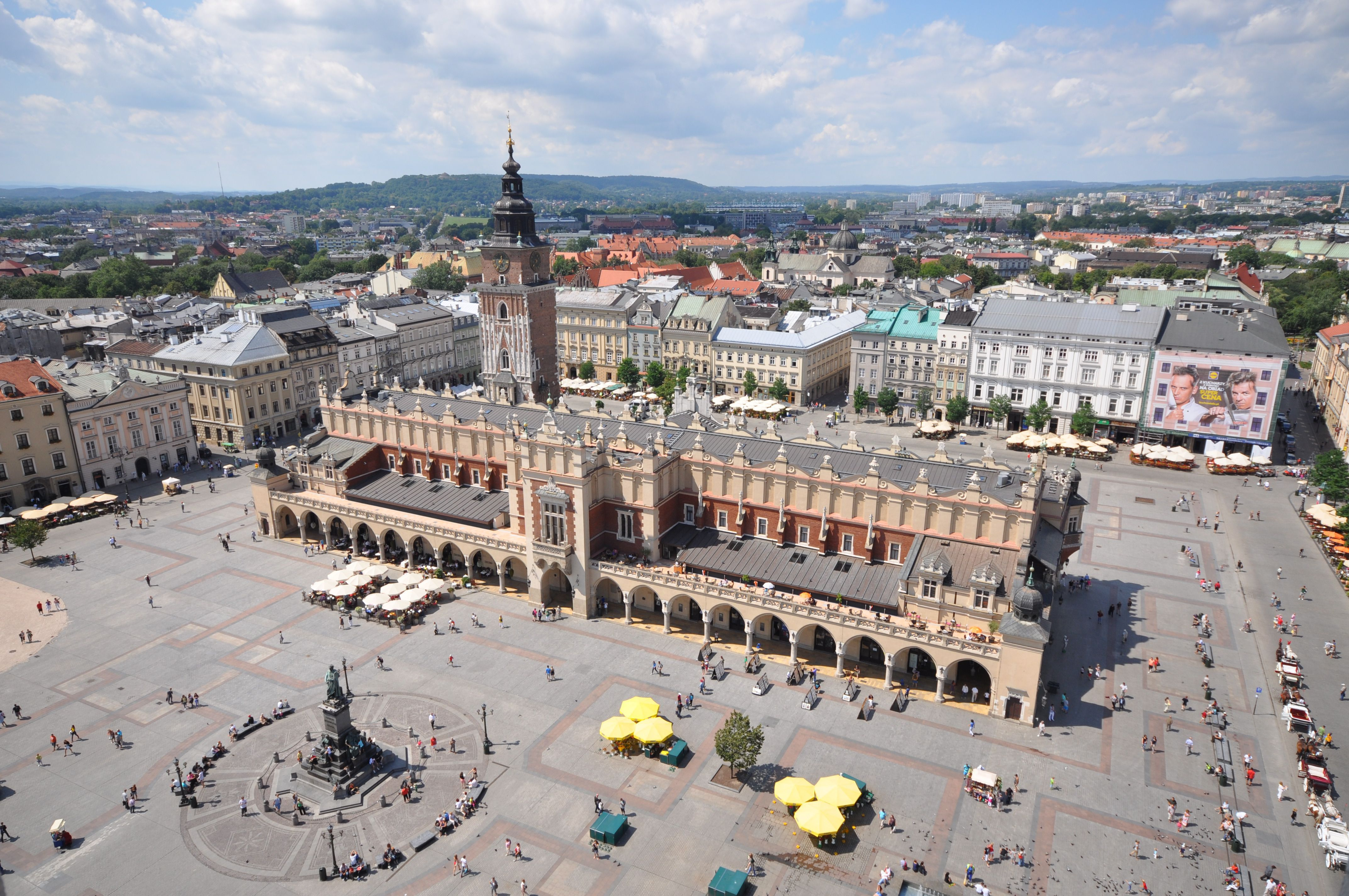 Krakow Wallpapers Images Photos Pictures Backgrounds 4288x2848