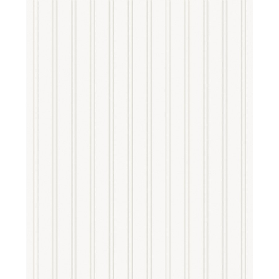 Cover Easy Paintable Beadboard Textured Strippable Prepasted Wallpaper 900x900
