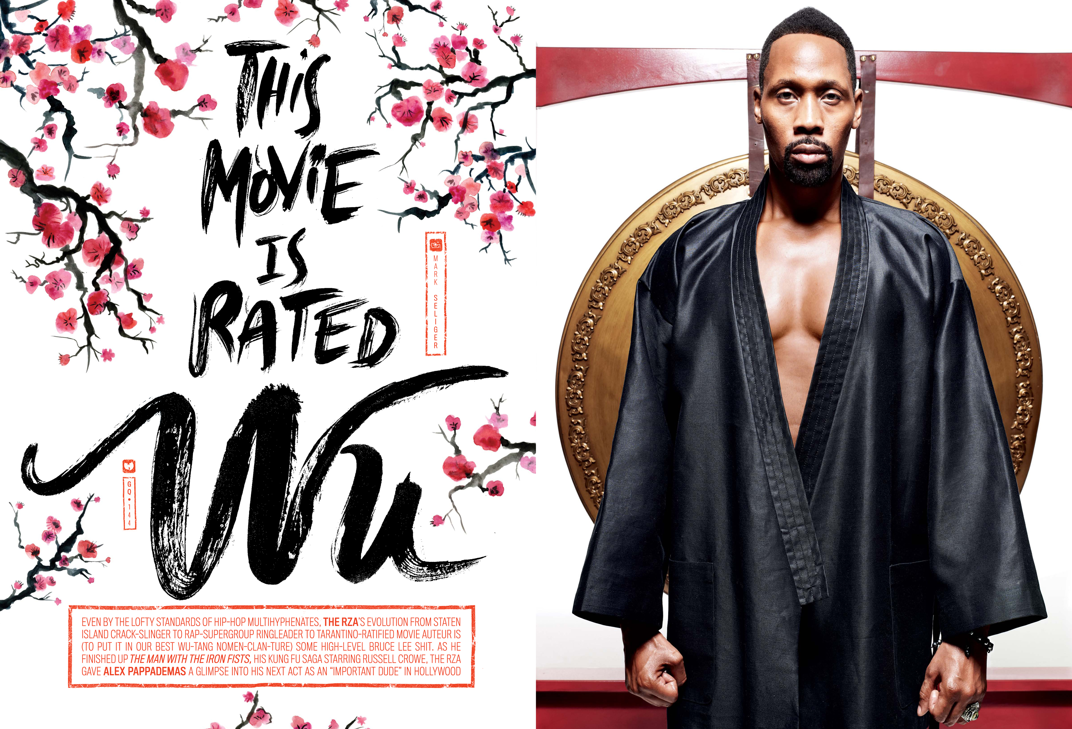 Pictures of RZA Picture 102838   Pictures Of Celebrities 3600x2447
