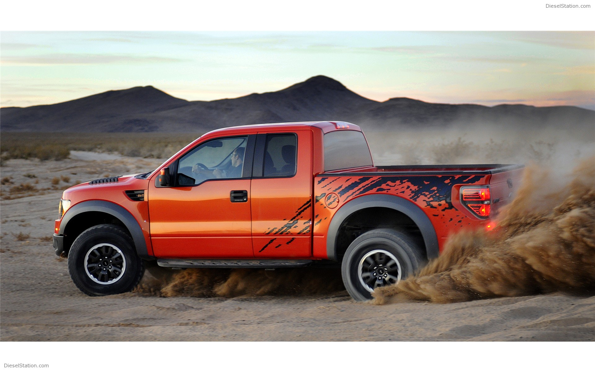 Home Ford Ford F150 SVT Raptor 1920x1200