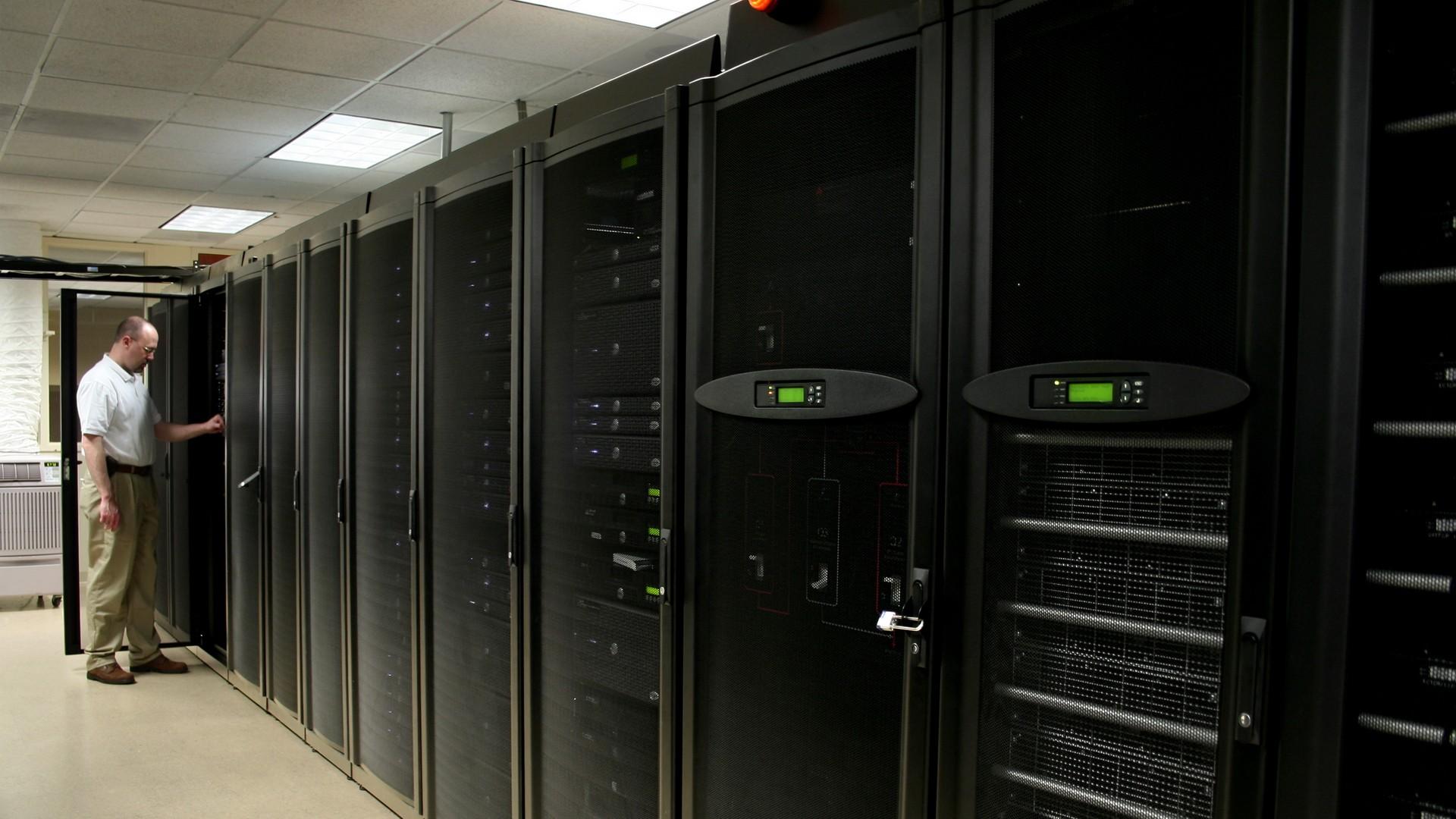 datacenter wallpaper