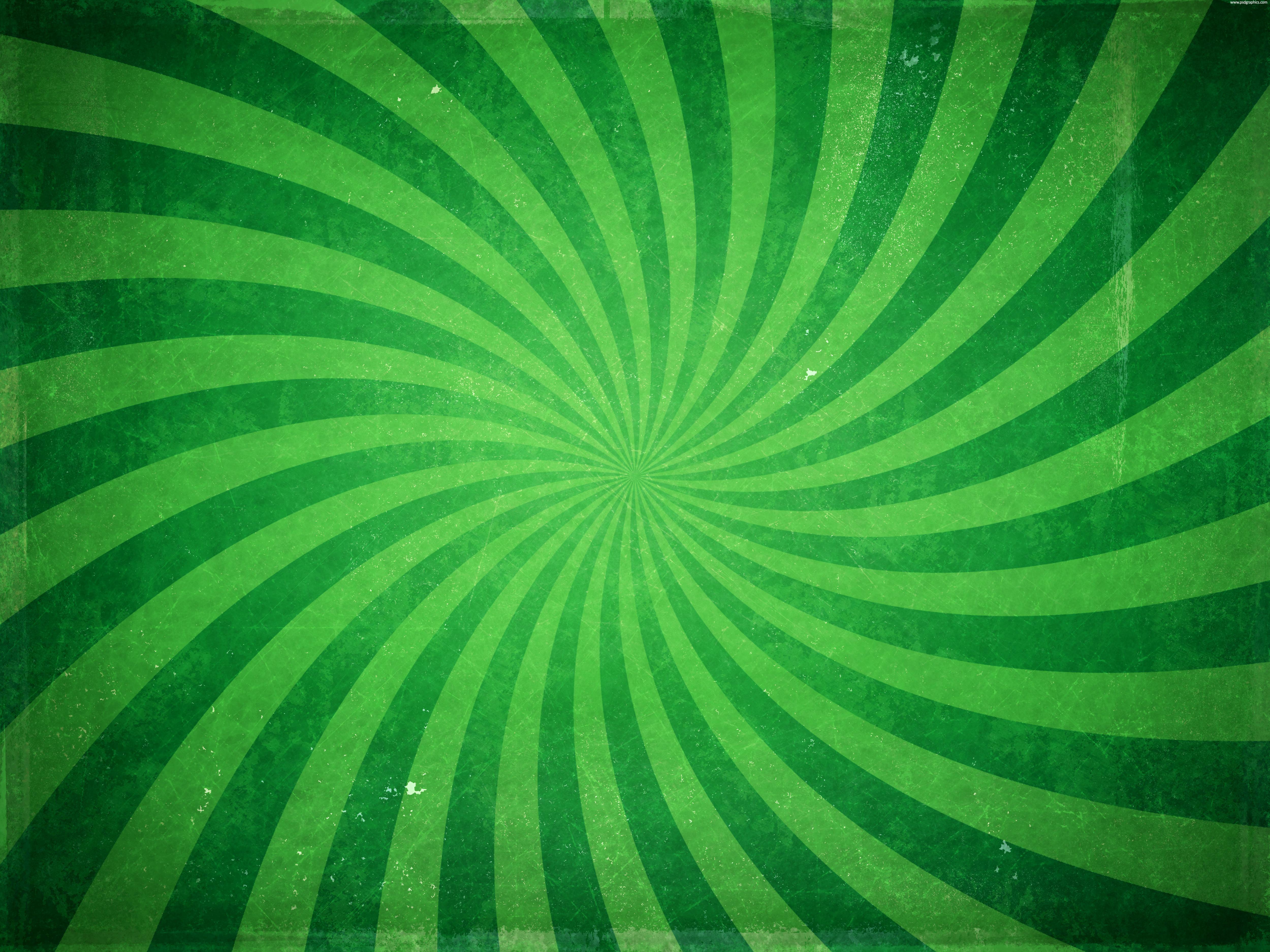 Green grungy twirl background PSDGraphics 5000x3750