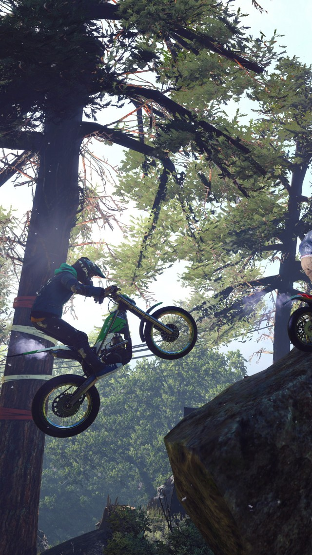 Wallpaper Trials Rising E3 2018 screenshot 4K Games 19106 640x1138