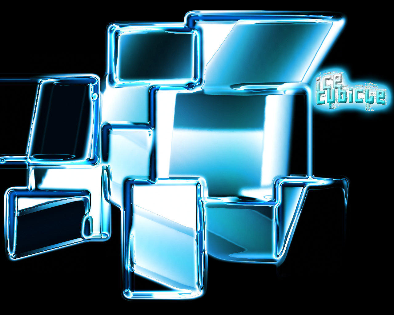 Ice Cubicle by Cpt1Jack 1280x1024