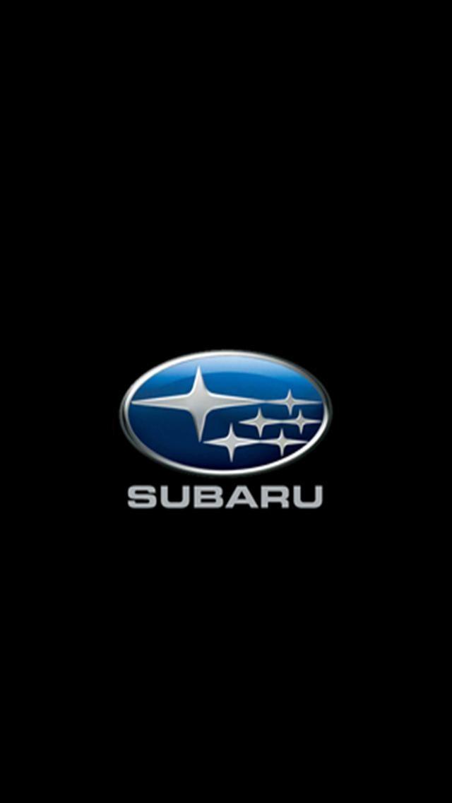 Subaru LOGO iPhone Wallpapers iPhone 5s4s3G Wallpapers 640x1136